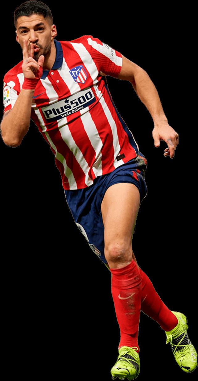 Luis Suarezrender