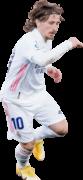 Luka Modric football render
