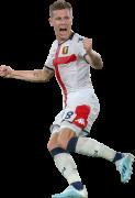 Lukas Lerager football render