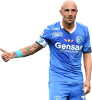 Massimo Maccarone football render