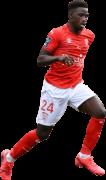 Mahamadou Doucouré football render