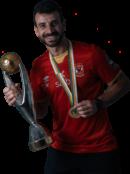 Mahmoud Metwaly football render