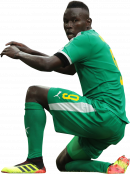 Mame Diouf football render