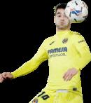 Manu Trigueros football render