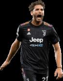 Manuel Locatelli football render