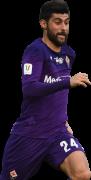 Marco Benassi football render