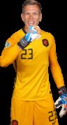 Marco Bizot football render