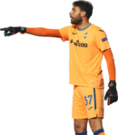 Marco Sportiello football render