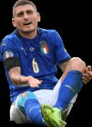 Marco Verratti football render