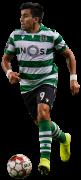 Marcos Acuna football render