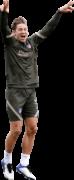 Marcos Llorente football render
