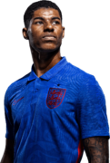 Marcus Rashford football render