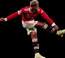 Marcus Rashford football render