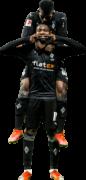 Marcus Thuram & Breel Embolo football render