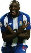 Moussa Marega football render