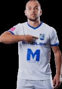 Marin Pilj football render