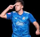 Mario Gavranovic football render