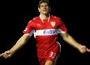 Mario Gomez football render