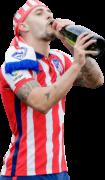 Mario Hermoso football render