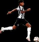 Marrony da Silva Liberato football render
