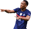 Anthony Martial football render