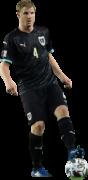 Martin Hinteregger football render