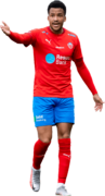 Martin Olsson football render