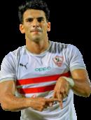 "Ahmed ""Zizo"" Sayed football render"