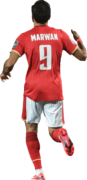 Marwan Mohsen football render