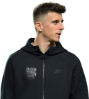 Mason Mount football render