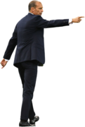 Massimiliano Allegri football render