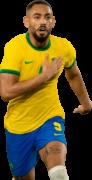 Matheus Cunha football render