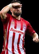 Mathieu Valbuena football render