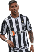 Matías Zaracho football render