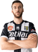Mattia Bani football render