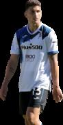 Mattia Caldara football render