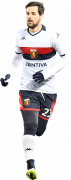 Mattia Destro football render