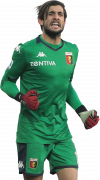 Mattia Perin football render