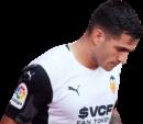 Maximiliano Gomez football render