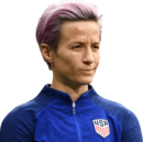 Megan Rapinoe football render