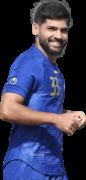 Mehdi Mehdipour football render