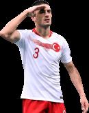 Merih Demiral football render