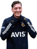 Mesut Özil football render