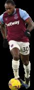 Michail Antonio football render