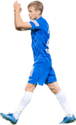 Michal Beran football render