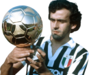 Michel Platini football render