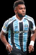 Miguel Borja football render