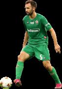 Milan Badelj football render