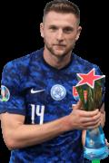 Milan Skriniar football render
