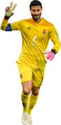 Mohamed El-Shenawy football render